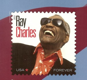 Chit'lin Circuit New stamp issue Ray Charles